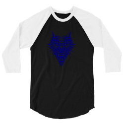 Monster 1 3/4 Sleeve Shirt   Artistshot
