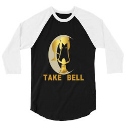 take bell 3/4 Sleeve Shirt | Artistshot