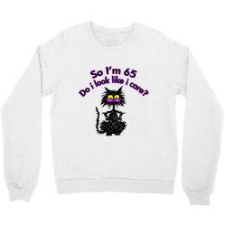 Cat Birthday Crewneck Sweatshirt | Artistshot
