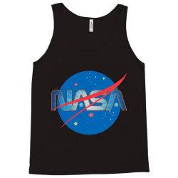 NASA Space Universe Logo Tank Top | Artistshot