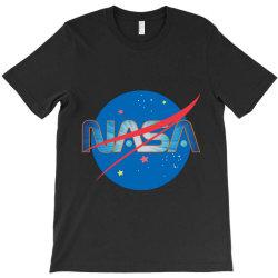 NASA Space Universe Logo T-Shirt | Artistshot