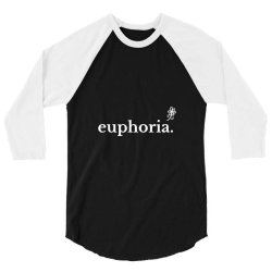 Euphoria design 3/4 Sleeve Shirt | Artistshot
