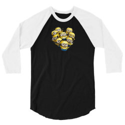 minon 3/4 Sleeve Shirt | Artistshot
