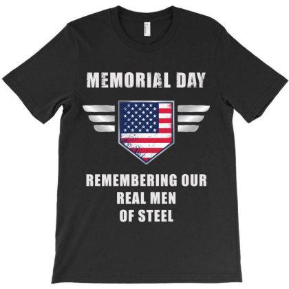 Memorial Day T-shirt Designed By Ganeshadesign