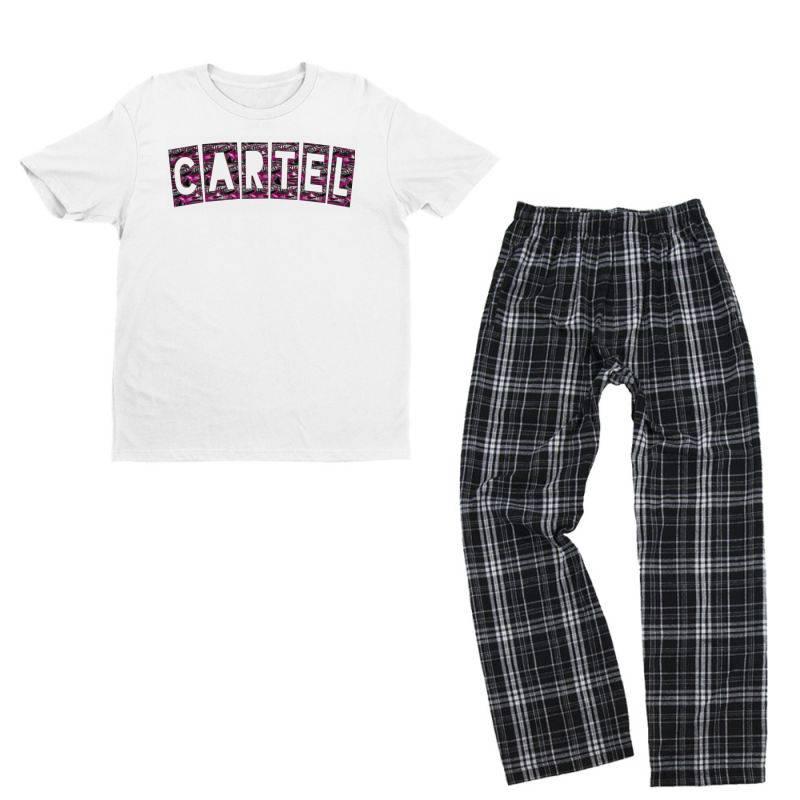 Cartel Youth T-shirt Pajama Set | Artistshot