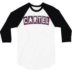 Cartel 3/4 Sleeve Shirt | Artistshot