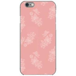 pink Floral iPhone 6/6s Case | Artistshot