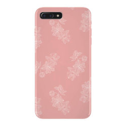 pink Floral iPhone 7 Plus Case | Artistshot