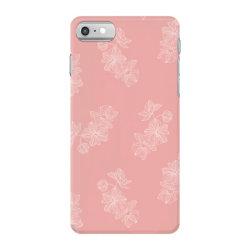 pink Floral iPhone 7 Case | Artistshot