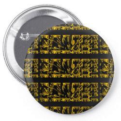Cartel gold Pin-back button   Artistshot