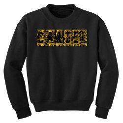 Cartel gold Youth Sweatshirt | Artistshot