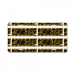 Cartel gold License Plate   Artistshot