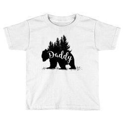 Papa Bear Toddler T-shirt   Artistshot