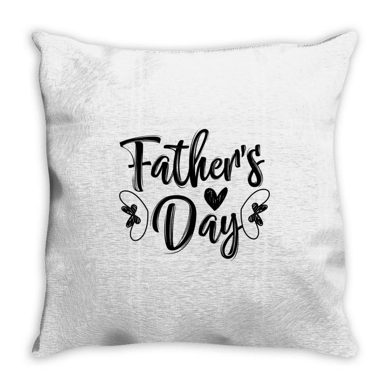 Fathers Day 01 Throw Pillow | Artistshot