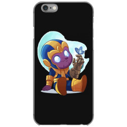 cute baby Thanos (Low Poly Abstract) ZoomOut Effect iPhone 6/6s Case | Artistshot
