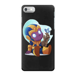 cute baby Thanos (Low Poly Abstract) ZoomOut Effect iPhone 7 Case | Artistshot