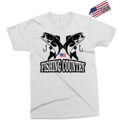 fishing country Exclusive T-shirt | Artistshot