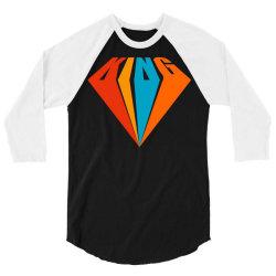 KING 3/4 Sleeve Shirt | Artistshot