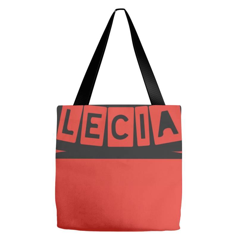 Lecia Tote Bags | Artistshot