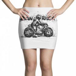 Born Rider Mini Skirts | Artistshot
