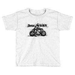 Born Rider Toddler T-shirt | Artistshot