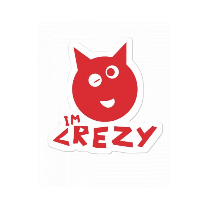 Mood Crezy Sticker | Artistshot