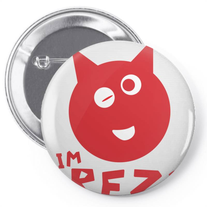 Mood Crezy Pin-back Button | Artistshot