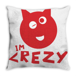 Mood crezy Throw Pillow | Artistshot