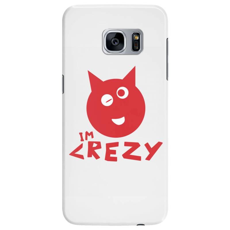 Mood Crezy Samsung Galaxy S7 Edge Case | Artistshot