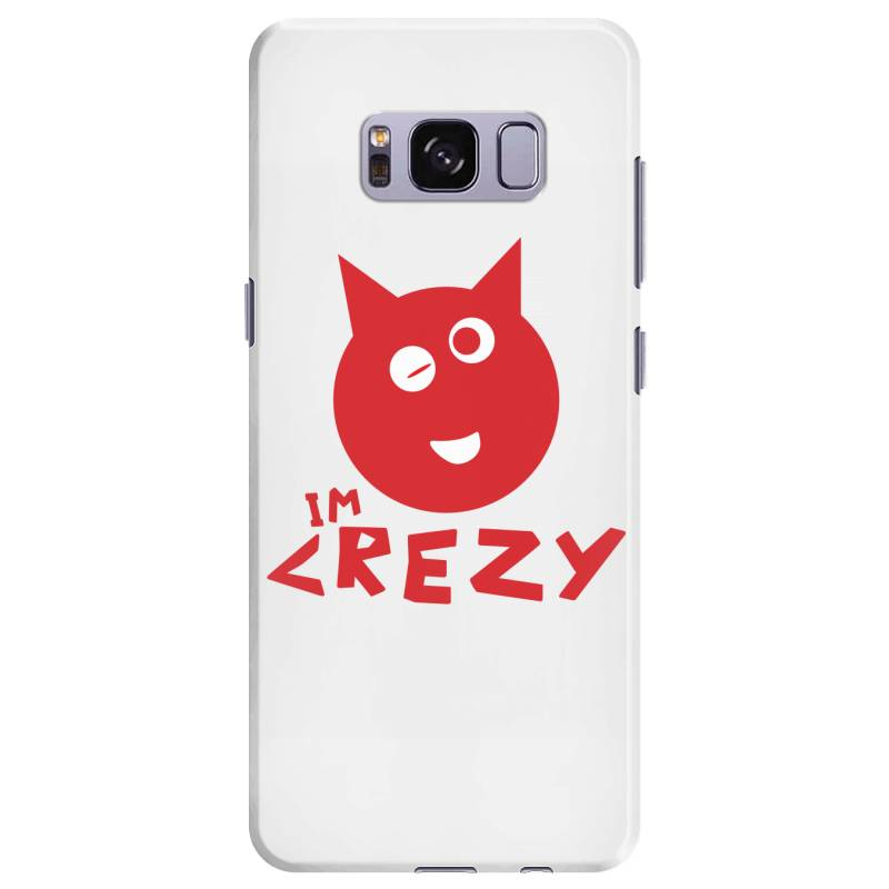 Mood Crezy Samsung Galaxy S8 Plus Case | Artistshot