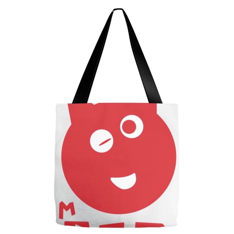 Mood Crezy Tote Bags | Artistshot