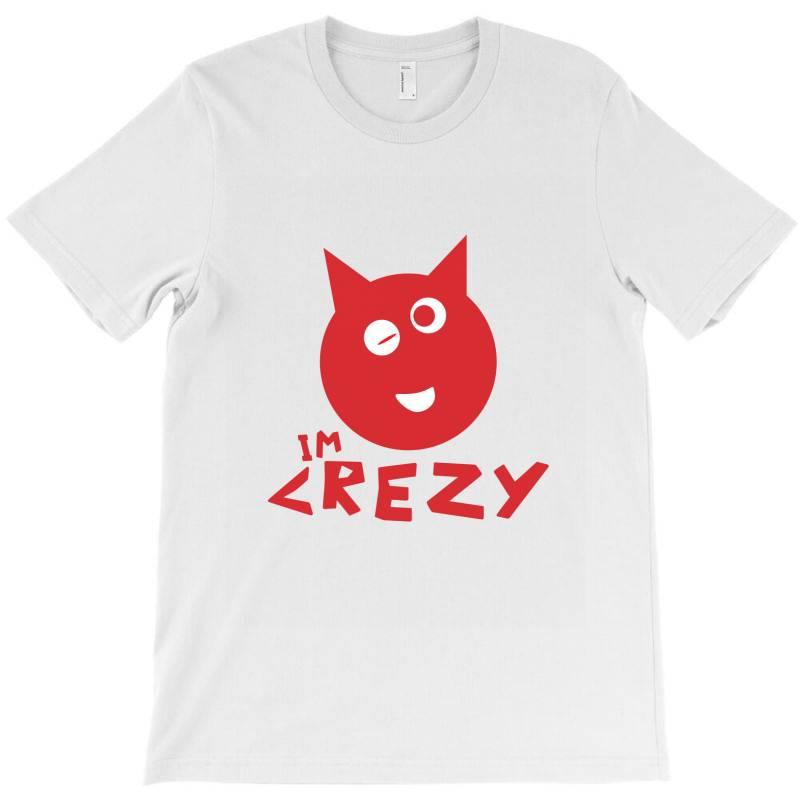 Mood Crezy T-shirt   Artistshot