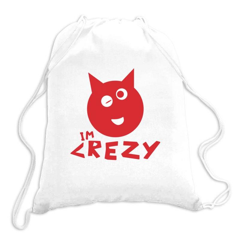 Mood Crezy Drawstring Bags | Artistshot