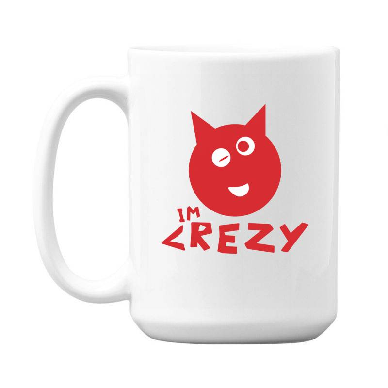Mood Crezy 15 Oz Coffe Mug   Artistshot