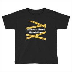 Quarantined BirthDay Toddler T-shirt | Artistshot