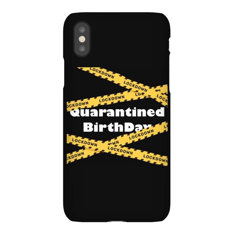 Quarantined Birthday Iphonex Case | Artistshot