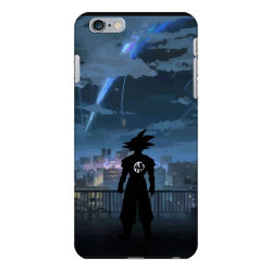 Dragon ball Z (DBZ) GOKU (Low Poly Abstract) FanArt (ZoomOut Effect) iPhone 6 Plus/6s Plus Case | Artistshot