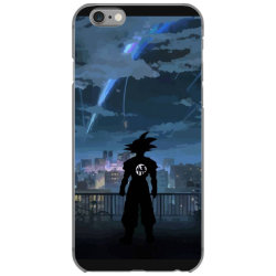 Dragon ball Z (DBZ) GOKU (Low Poly Abstract) FanArt (ZoomOut Effect) iPhone 6/6s Case | Artistshot