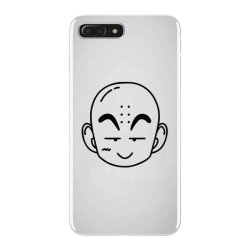 Dragon ball Z (DBZ) krillin (Low Poly Abstract) FanArt iPhone 7 Plus Case | Artistshot