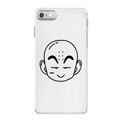 Dragon ball Z (DBZ) krillin (Low Poly Abstract) FanArt iPhone 7 Case | Artistshot