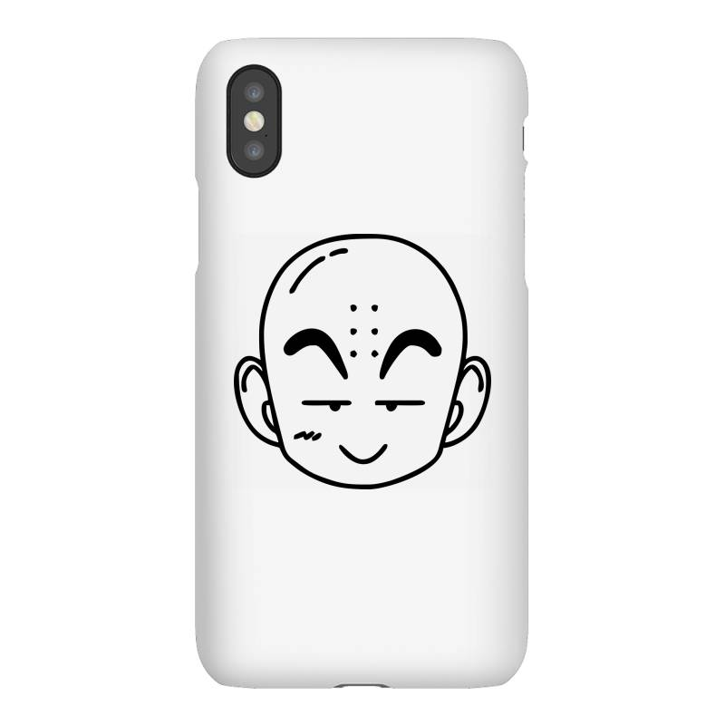 Dragon Ball Z (dbz) Krillin (low Poly Abstract) Fanart Iphonex Case | Artistshot