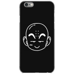 Dragon ball Z (DBZ) krillin (Low Poly Abstract) FanArt iPhone 6/6s Case | Artistshot
