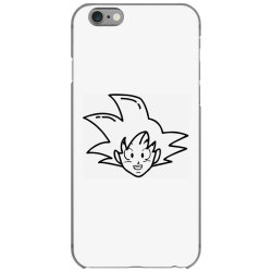 Dragon ball Z (DBZ) GOKU (Low Poly Abstract) iPhone 6/6s Case | Artistshot