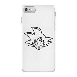 Dragon ball Z (DBZ) GOKU (Low Poly Abstract) iPhone 7 Case | Artistshot