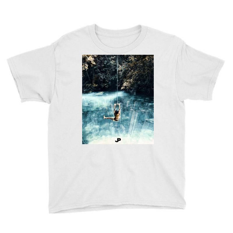 Underwater City Youth Tee | Artistshot