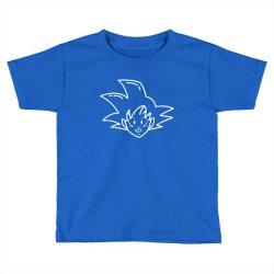 Dragon ball Z (DBZ) GOKU (Low Poly Abstract) Toddler T-shirt   Artistshot