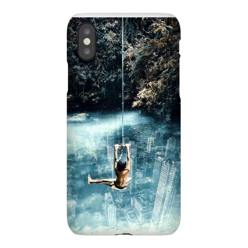 Underwater City Iphonex Case | Artistshot