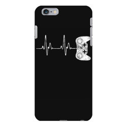 Gamer Heartbeat T-Shirt Video Game Lover Gift iPhone 6 Plus/6s Plus Case   Artistshot