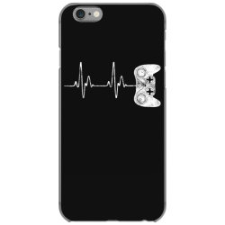 Gamer Heartbeat T-Shirt Video Game Lover Gift iPhone 6/6s Case | Artistshot