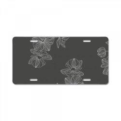 grey License Plate | Artistshot